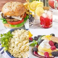 Summer Lunch Ideas For Entertaining - 38 best graduation party ideas images on pinterest graduation
