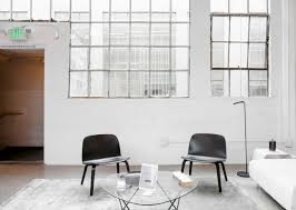 the open office everlane u0027s new sf quarters in a converted laundry