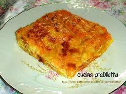 giallo zafferano cucina vegetariana lasagne con la zucca ricetta vegetariana cucina prediletta