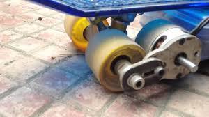 diy pen e penny electric skateboard mechanical test youtube