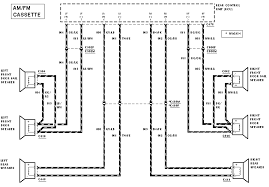 ford taurus wiring diagram ford wiring diagrams instruction