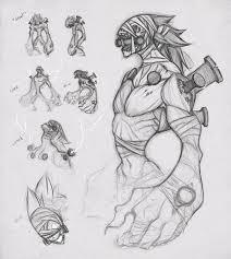 ff7 vincent death gigas form design sketches by sambees on deviantart