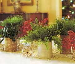holiday decorating tip easy festive vases