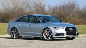 audi a6 modified 2017 audi a6 3 0t competition review call it the s6 lite