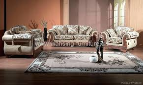 Leather And Fabric Living Room Sets Leather And Fabric Living Room Furniture Antique Royal Solid Wood