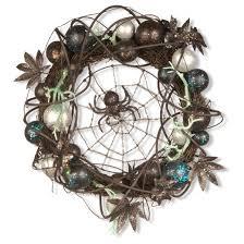 spiders and webs outdoor halloween decorations target