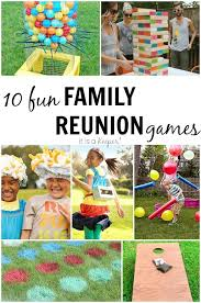25 unique family reunion ideas on family