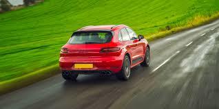 Porsche Macan Red - porsche macan driving comfort and performance carwow