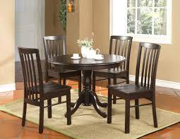 Rustic Kitchen Table Sets Round White Kitchen Table Sets Captainwalt Com