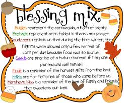 blessing mix printable thanksgiving holidays and thanksgiving