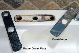 kitchen faucet deck plate kitchen faucets delta kitchen faucet mounting bracket no deck