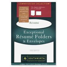 southworth resume envelopes southworth resume envelopes ivory