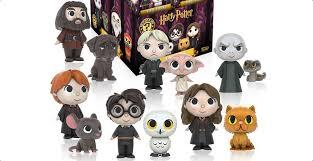 funko announces harry potter mystery mini figurines