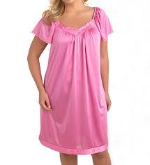 Vanity Fair Long Nightgowns Vanity Fair Coloratura Flutter Sleeve Gown 30109 Vanity Fair