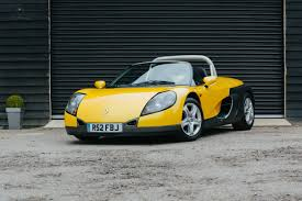 renault sports car renault sport spider bure valley classics