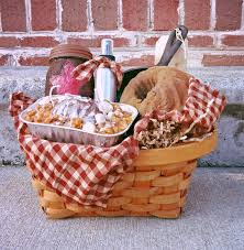 kitchen basket ideas stunning and affordable gift basket ideas