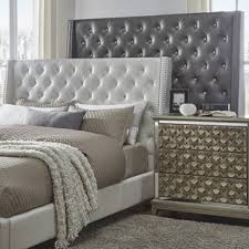 Leather Headboard Queen Bed by Size Queen White Headboards Shop The Best Deals For Oct 2017