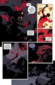 hellboy coloring pages hellboy week the color of hell with dave stewart 13th