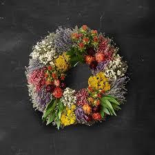 herb wreath farmers market herb wreath williams sonoma
