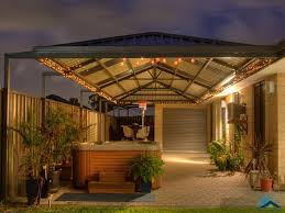 Patio Lighting Perth 5 Patio Heat Sources For Winter Great Aussie Patios Perth