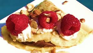 cuisine crepe raspberry nutella hazelnut crepe recipe what s cookin