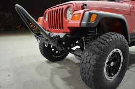 custom jeep bumpers why you should get a stinger bumper g3 jeeps