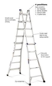 home depot black friday 5 foot ladder sale home depot werner 22 ft aluminum telescoping multi position