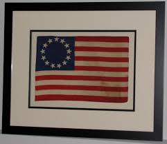 Americana Flags Antique 13 Star Betsy Ross Flag Sold Historical Americana