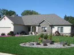 lakeville front yard complete landscape install pahl u0027s market