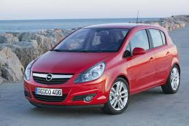 2009 opel corsa technical specifications and data engine