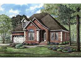 brick homes plans brick two story house plans home deco plans