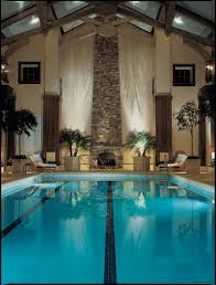 Inside Pool by Inside The Luxury Lodge Where Carrie Underwood U0026 Mike Fisher Got