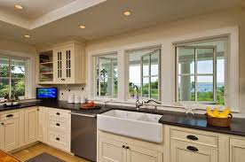 new distressed white kitchen cabinets 41 on home decoration ideas