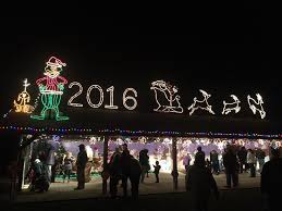 christmas light festival near me windmont park light festival visit henry county il