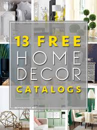 Pier 1 Home Decor Free Home Decor Catalogs Better After