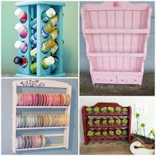 Vintage Wooden Spice Rack 16 Brilliant Ways To Repurpose An Old Spice Rack