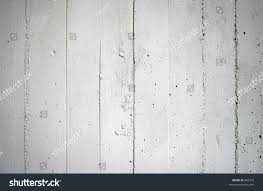 Wood Grain Stamped Concrete by Wooden Formwork Stamped On Concrete Wall Stock Photo 882707
