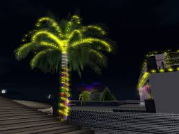 second marketplace the palm tree lights programmable