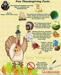 thanksgiving facts visual ly