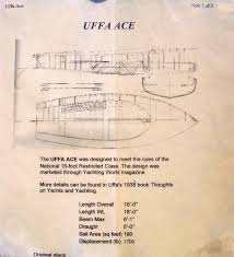 uffa ace u0027 national 18 spotted in denmark intheboatshed net