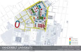 Vanderbilt Campus Map Futurevu History Futurevu Vanderbilt University
