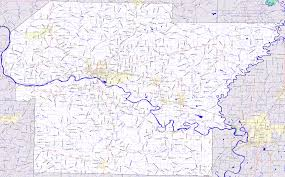 Ar Map Bridgehunter Com Independence County Arkansas