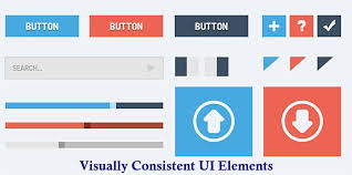 visual layout meaning the importance of visual consistency in ui design