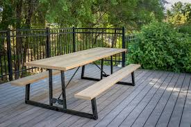 Plans For Building A Heavy Duty Picnic Table by Quality Picnic Tables The Best Outdoor Picnic Table Youtube