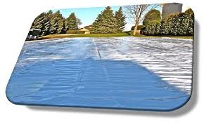 Backyard Rink Liner by Ice Rink Liners Backyard Rink Liners