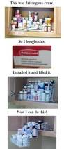 Bathroom Cabinet Organizer by Best 25 Medicine Cabinet Organization Ideas On Pinterest