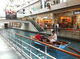 shoing canap canal in the 300 store shopping mall attached to hotel picture of