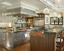 Big Kitchen Design Ideas Large Kitchen Designs Layouts Cool Design Ideas With Brown Floor