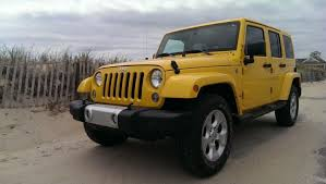 driving a jeep wrangler review 2015 jeep wrangler unlimited ny daily