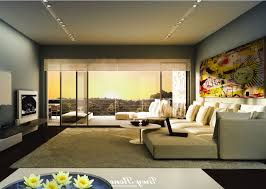 Wall Paintings For Living Room Living Room Gray Rug Gray Sectional Sofa White Round Glass Table